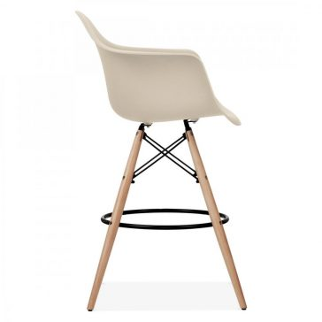 studioHR, DAW barska stolca bež boje, slika 03
