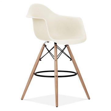 studioHR, DAW barska stolca krem boje, slika 02