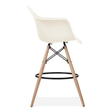 studioHR, DAW barska stolca krem boje, slika 03