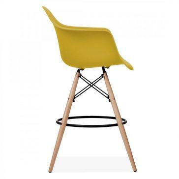 studioHR, DAW barska stolca oker žute boje, slika 03