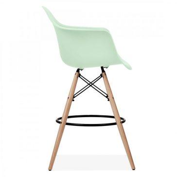 studioHR, DAW barska stolca pepermint zelene boje, slika 03