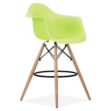 studioHR, DAW barska stolca zelene boje, slika 02