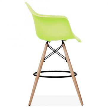 studioHR, DAW barska stolca zelene boje, slika 03