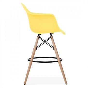 studioHR, DAW barska stolca žute boje, slika 03