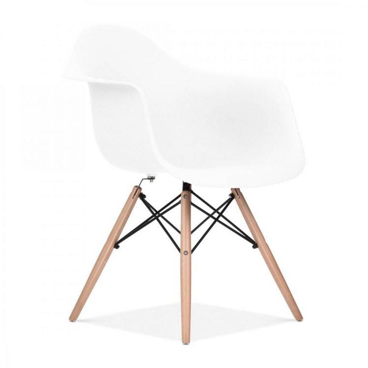 studioHR, DAW stolca bijele boje, slika 02