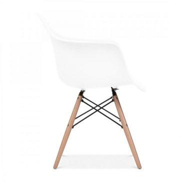 studioHR, DAW stolca bijele boje, slika 03