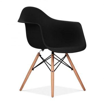 studioHR, DAW stolca crne boje, slika 02