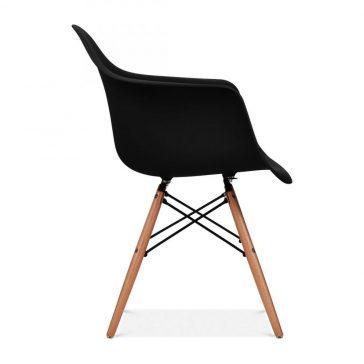 studioHR, DAW stolca crne boje, slika 03