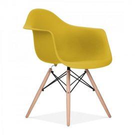 studioHR, DAW stolca oker žute boje, slika 02