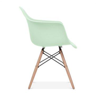 studioHR, DAW stolca pepermint zelene boje, slika 03