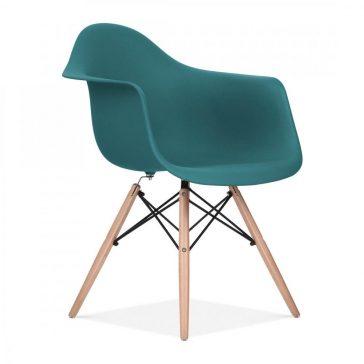 studioHR, DAW stolca petrolej zelene boje, slika 02