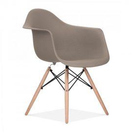 studioHR, DAW stolca sivo smeđe boje, slika 02