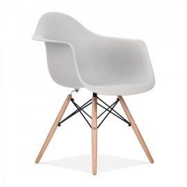 studioHR, DAW stolca svijetlo sive boje, slika 01