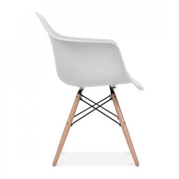 studioHR, DAW stolca svijetlo sive boje, slika 03