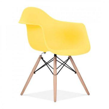studioHR, DAW stolca žute boje, slika 02