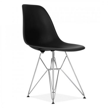 studioHR, DSR stolca crne boje, slika 02