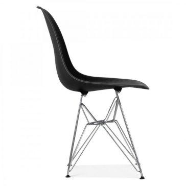 studioHR, DSR stolca crne boje, slika 03