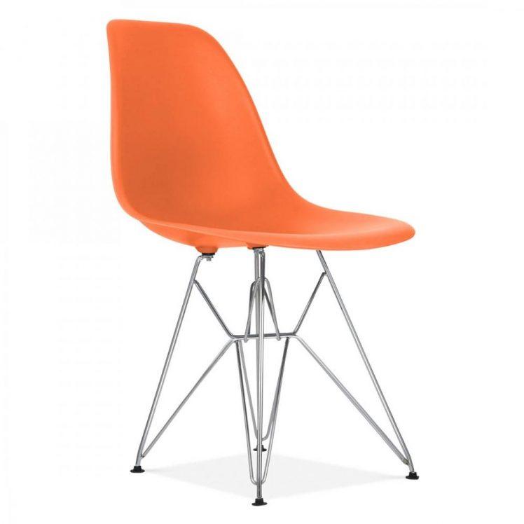 studioHR, DSR stolca narančaste boje, slika 02