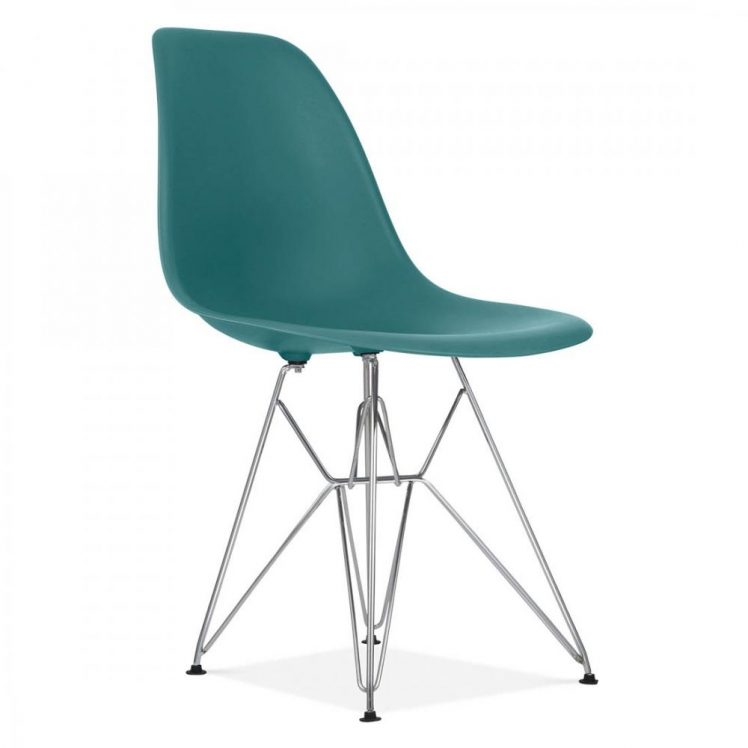 tudioHR, DSR stolca petrolej zelene boje, slika 02