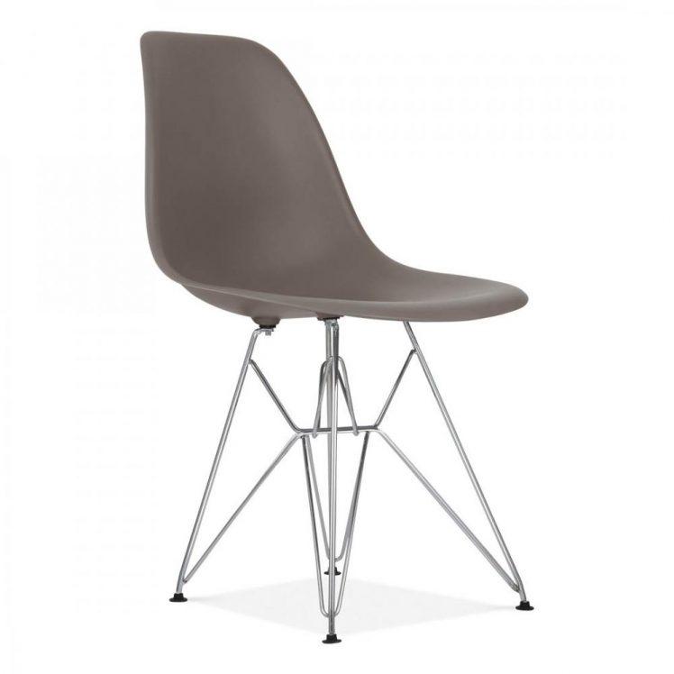 studioHR, DSR stolca sivo smeđe boje, slika 02