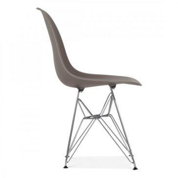 studioHR, DSR stolca sivo smeđe boje, slika 03