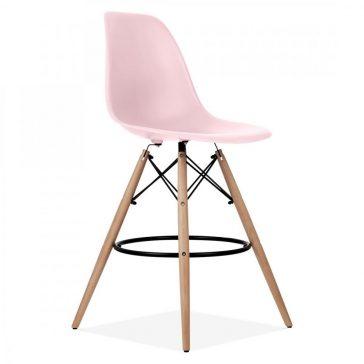 studioHR, DSW barska stolca roza boje, slika 02