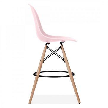 studioHR, DSW barska stolca roza boje, slika 03