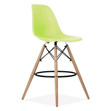 studioHR, DSW barska stolca zelene boje, slika 02
