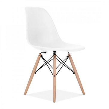 studioHR, DSW stolca bijele boje, slika 02