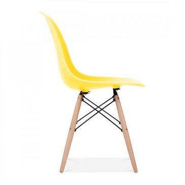 studioHR, DSW stolca žute boje, slika 03