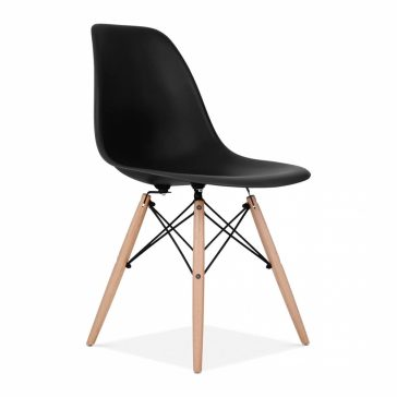studioHR, DSW stolca crne boje, slika 02