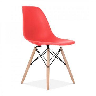studioHR, DSW stolca crvene boje, slika 02
