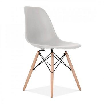 studioHR, DSW stolca svijetlo sive boje, slika 02
