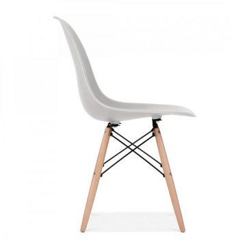 studioHR, DSW stolca svijetlo sive boje, slika 03