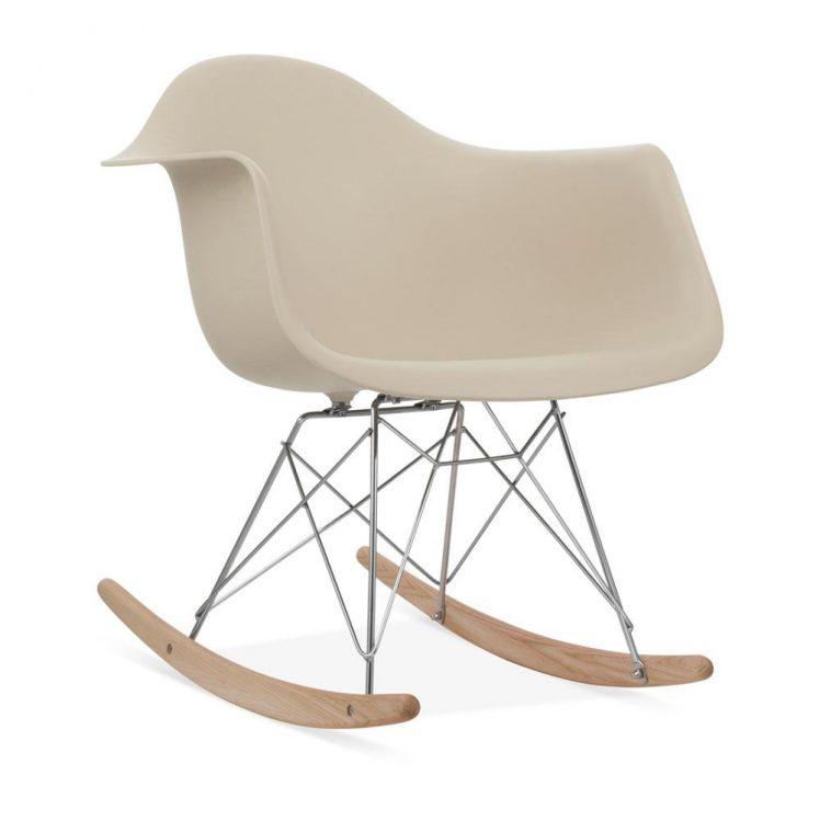 studioHR, RAR stolca za ljuljanje bež boje, slika 02