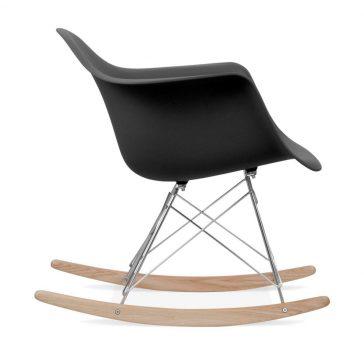 studioHR, RAR stolca za ljuljanje crne boje, slika 03