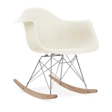 studioHR, RAR stolca za ljuljanje krem boje, slika 02