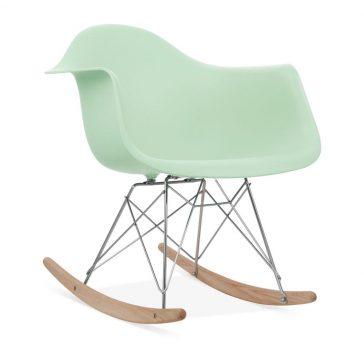 studioHR, RAR stolca za ljuljanje pepermint zelene boje, slika 02