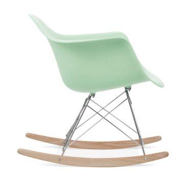 studioHR, RAR stolca za ljuljanje pepermint zelene boje, slika 03