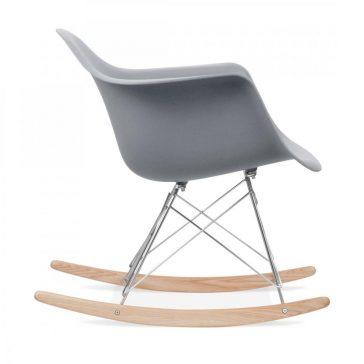 studioHR, RAR stolca za ljuljanje sive boje, slika 03