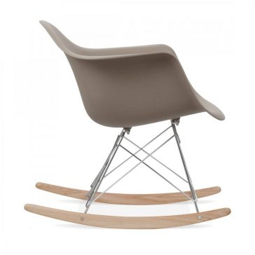 studioHR, RAR stolca za ljuljanje sivo smeđe boje, slika 03