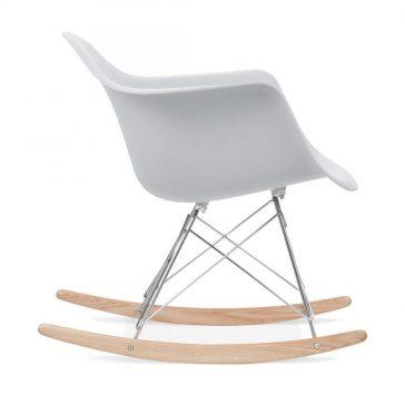 studioHR, RAR stolca za ljuljanje svijetlo sive boje, slika 03
