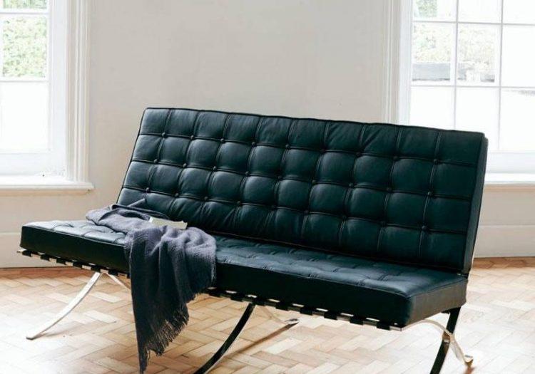 studioHR, Dizajnerske sjdeće garniture, Kožne garniture, Barcelona Dvosjed i Trosjed REPLIKA, slika 16
