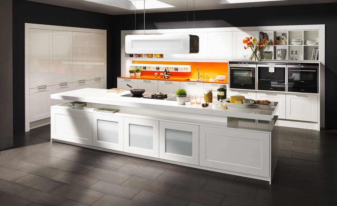 studioHR, Magazin, Upoznajte naše proizvode, Kuhinje sa otokom, DanKuchen Bretagne