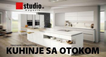 studioHR, upoznajte naše proizvode, kuhinje sa otokom
