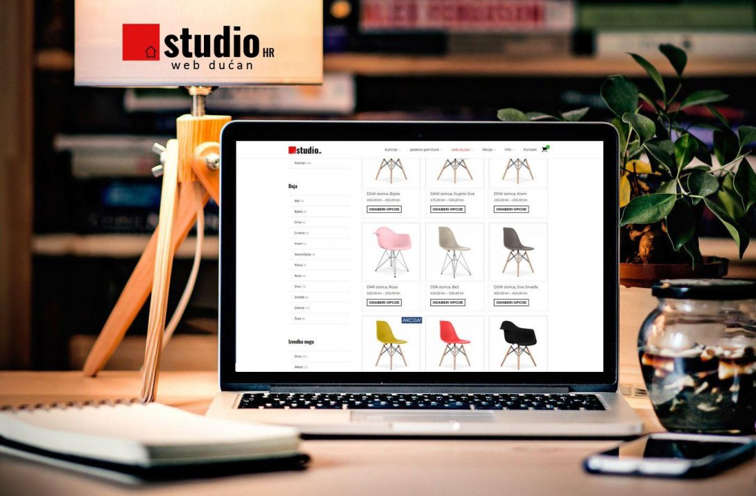 studioHR web dućan
